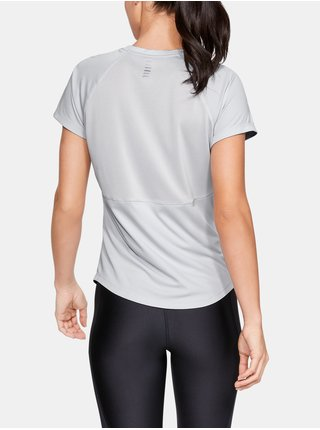 Tričko Under Armour Speed Stride Short Sleeve - šedá