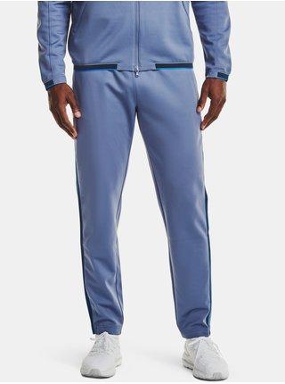 Kalhoty Under Armour Recover Knit Track Pant - modrá