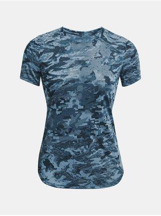 Tričko Under Armour Breeze SS - modrá