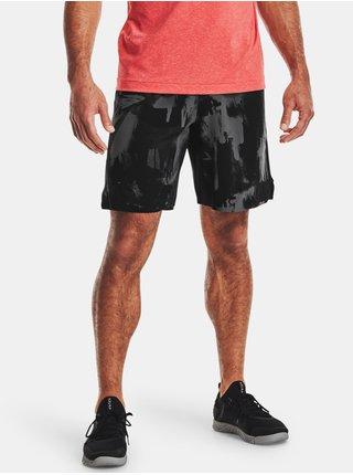Kraťasy Under Armour Reign Woven Shorts - černá