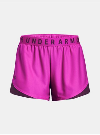 Kraťasy Under Armour Play Up Shorts 3.0 - růžová