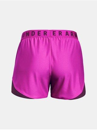 Kraťasy Under Armour Play Up Shorts 3.0 - růžová