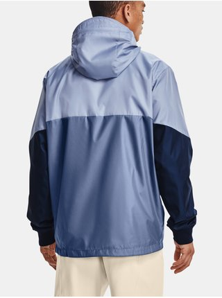 Bunda Under Armour LEGACY WINDBREAKER - modrá