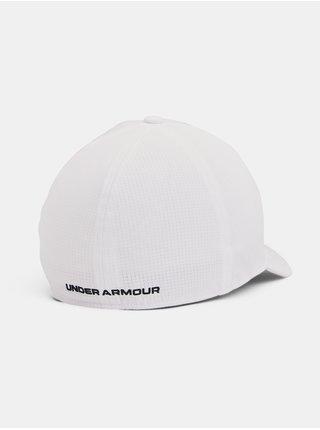 Kšiltovka Under Armour Isochill Armourvent STR - bílá
