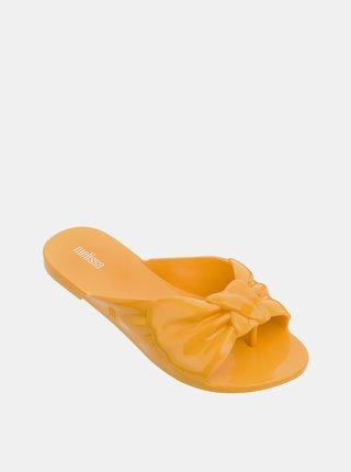 Melissa žlté žabky Rose Yellow