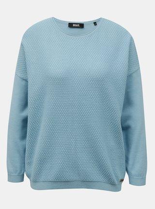 Svetlomodrý dámsky sveter ZOOT Morgan