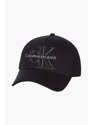 Calvin Klein černá kšiltovka Glow Cap