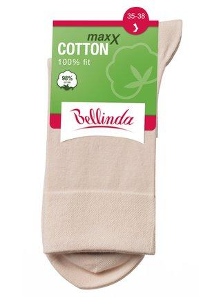 Dámské ponožky COTTON MAXX LADIES SOCKS - Dámské bavlněné ponožky - bílá