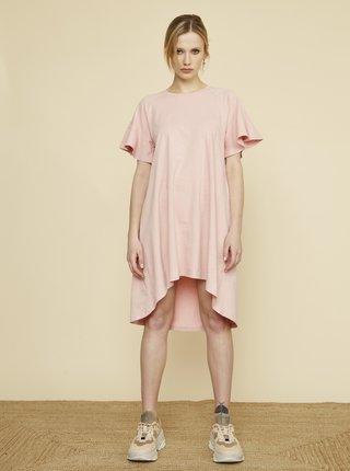 Svetloružové šaty ZOOT Magdalena