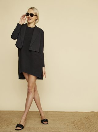 Černé šaty ZOOT Magdalena