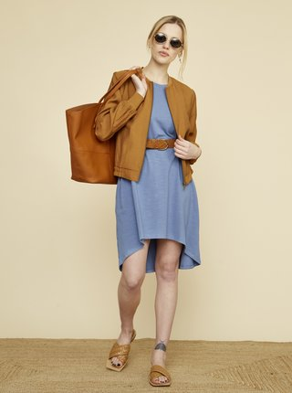 Modré šaty ZOOT Magdalena