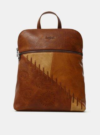 Desigual hnedé ruksak Back Parker Nanaimo