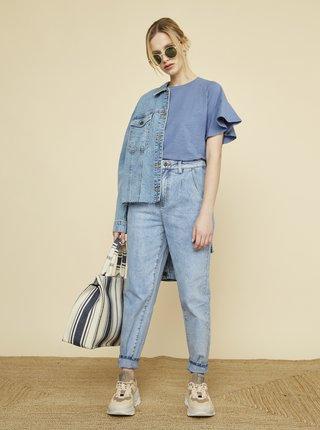 Modré dámské tričko ZOOT Aurelia
