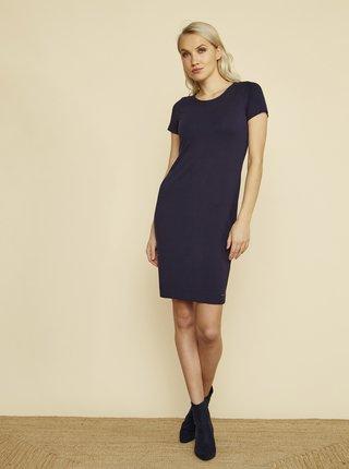 Tmavě modré šaty ZOOT Baseline Bambina