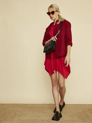 Červené šaty ZOOT Baseline Cornelie