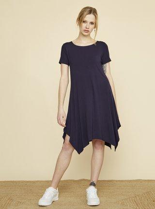 Tmavě modré šaty ZOOT Baseline Cornelie