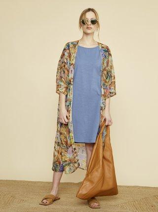 Modré šaty s vreckami ZOOT Baseline Serena 2
