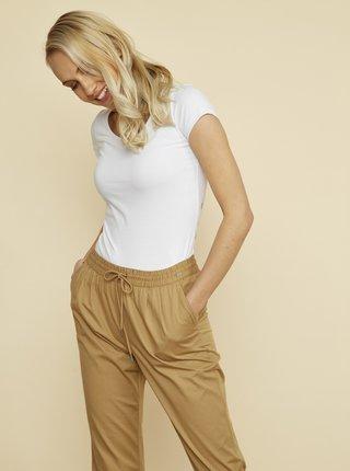 Bílé dámské tričko ZOOT Baseline Nora