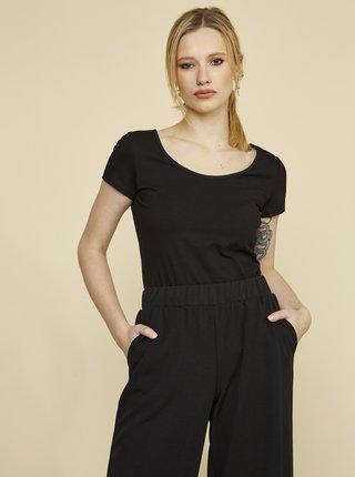 Černé dámské tričko ZOOT Baseline Nora