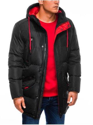 Zimné bundy pre mužov Ombre Clothing