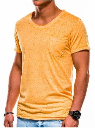 Pánské tričko bez potisku S1051