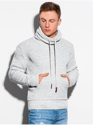 Pánský svetr E152 - šedý