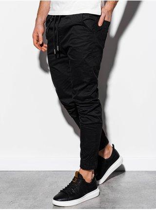 Pánské jogger kalhoty P908 - černé