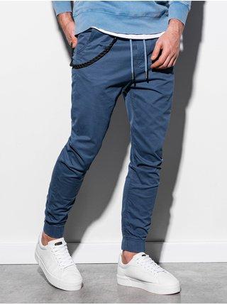 Pánské jogger kalhoty P908 - nebesky modré