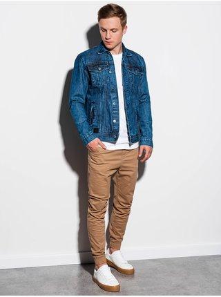 Pánská riflová bunda C441 - jeans