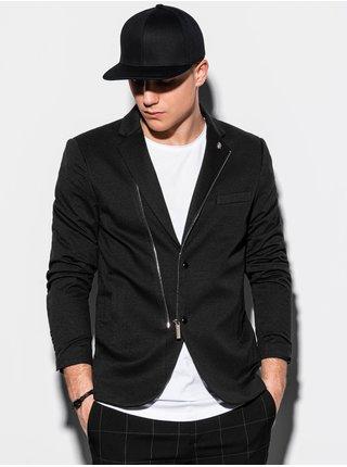 Pánské casual sako M160 - černá