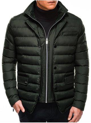 Pánská zimní bunda C445