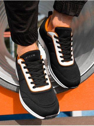 Pánské sneakers boty T360 - černá