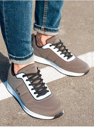 Pánské sneakers boty T360 - béžová