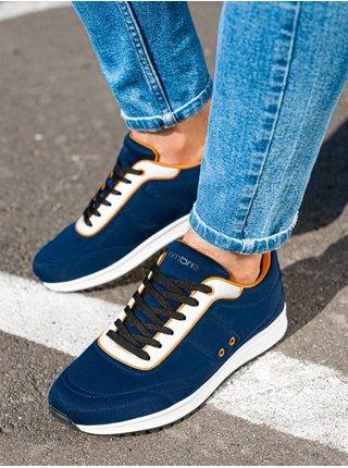 Pánské sneakers boty T360 - námořnická