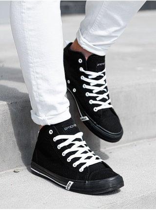 Pánské tenisky T281 - černé