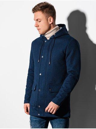 Jarný kabát C454 - námornícky