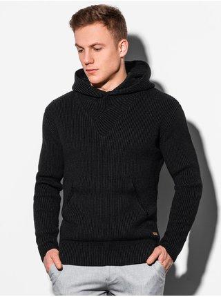 Pánský svetr E181 - černá