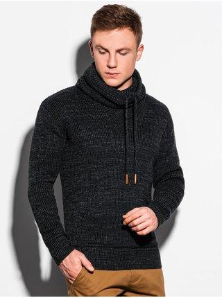 Pánský svetr E152 - černá