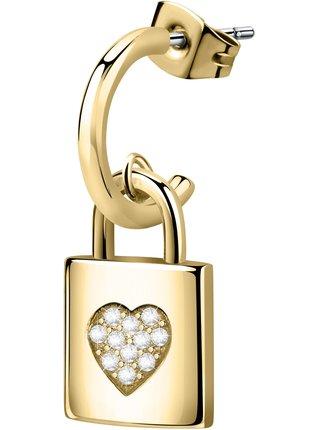 Náušnice na jedno ucho ve zlaté barvě La Petite Story