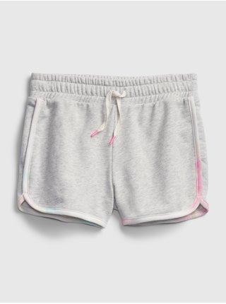 Detské kraťasy pull-on shorts Šedá