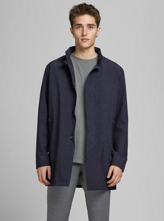 Tmavomodrý ľahký kabát Jack & Jones Gran