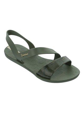 Ipanema zelené sandály Vibe Sandal Fem
