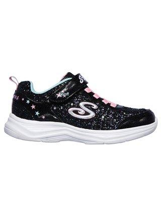 Skechers černé dívčí tenisky Glimmer Kicks Glimmer Kicks