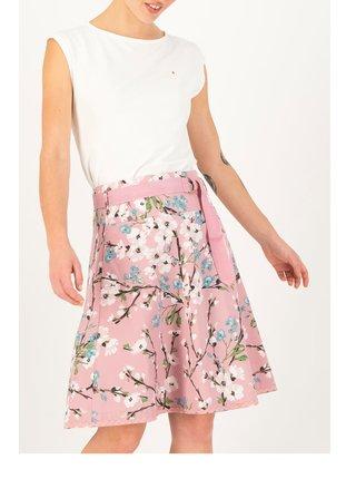 Blutsgeschwister púdrové sukňa Bonjour Jardin Blossom Blush