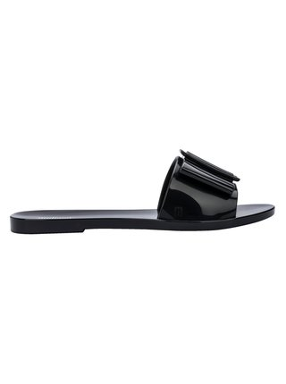 Melissa černé pantofle Babe Black