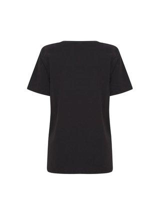 Ichi čierne tričko Ihleandre