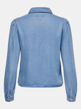 Modrá džínová košile ONLY Billie