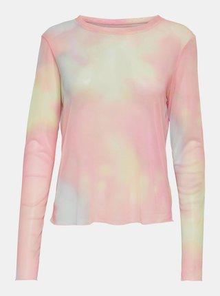 Ružové tričko ONLY Joy