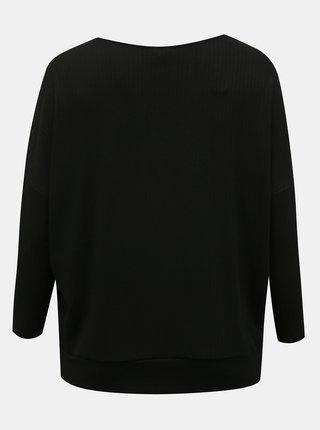 Černé tričko ONLY CARMAKOMA