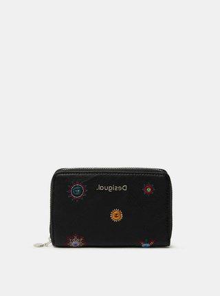 Desigual čierne peňaženka Mone July Denim Marisa